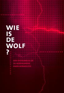 Wie is de wolf? Cover